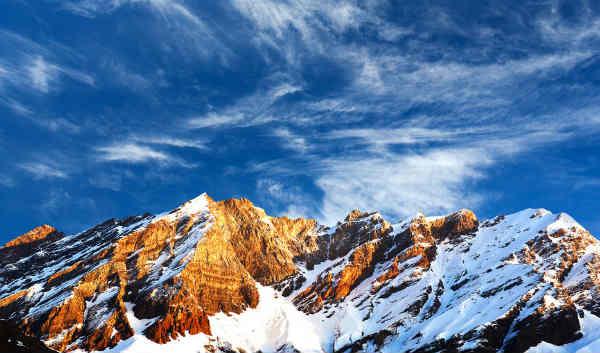 Mejores sitios para esquiar en India