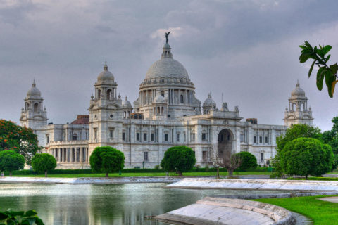 Primer viaje a la India