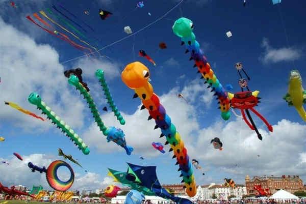 Festival Internacional de Cometas Jaipur