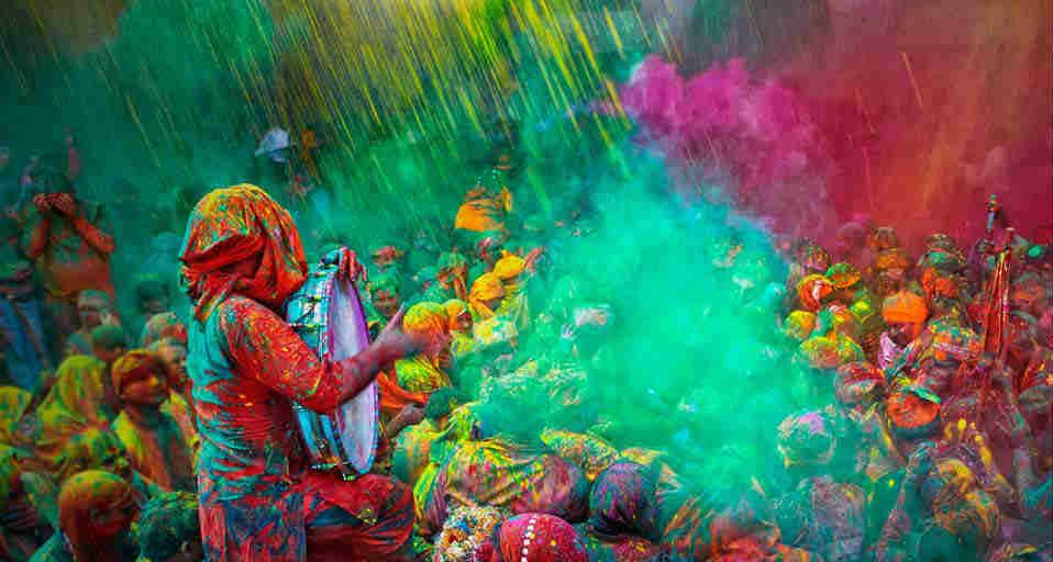 Viaje por India