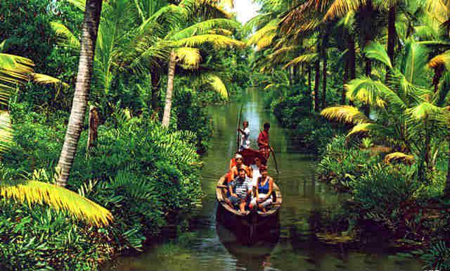 Lugares para visitar en el noreste de la India
