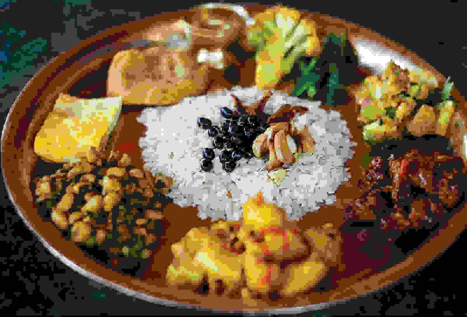 Comida India: guía para principiantes