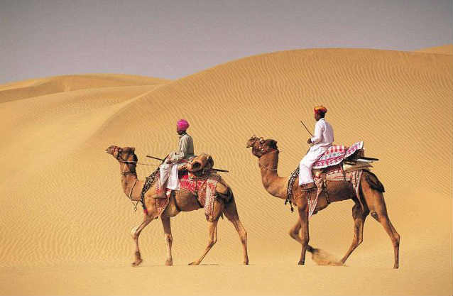 Estafas de turismo en la India
