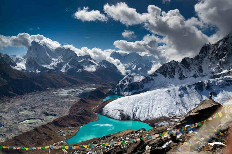 Preparándose para el Himalaya