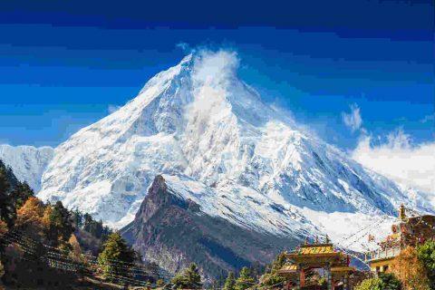 Preparandose para el Himalaya