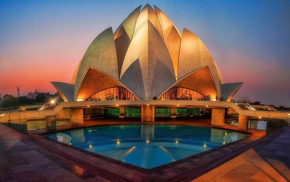 Lugares culturales en India