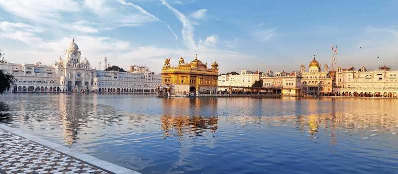 Debe visitar destinos culturales en India 1