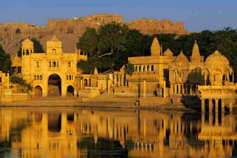 Templos turisticos en Rajasthan