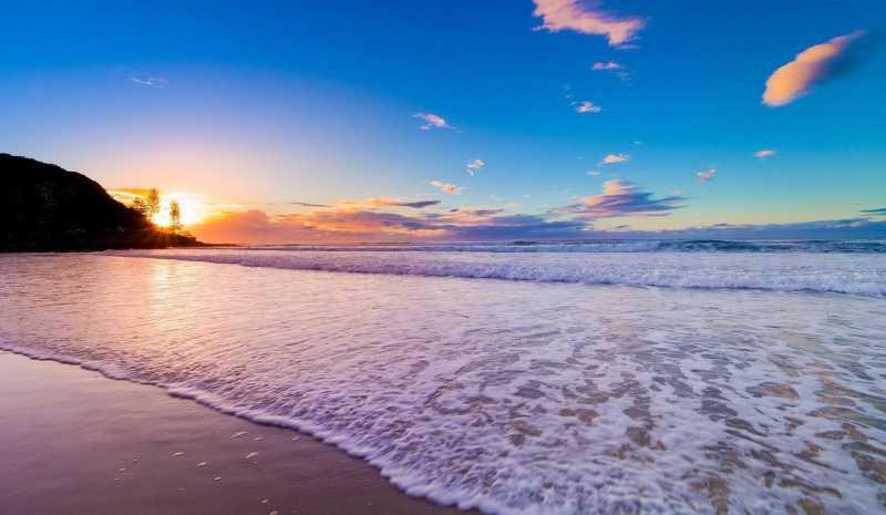Increibles playas de Goa
