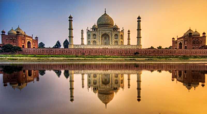 Lugares mas turisticos de la India