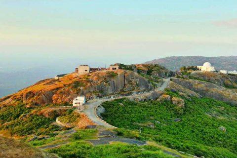 Lugares que visitar en Mount Abu