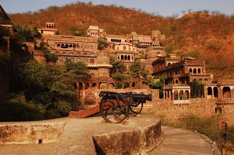 Los mejores parques nacionales de Rajasthan