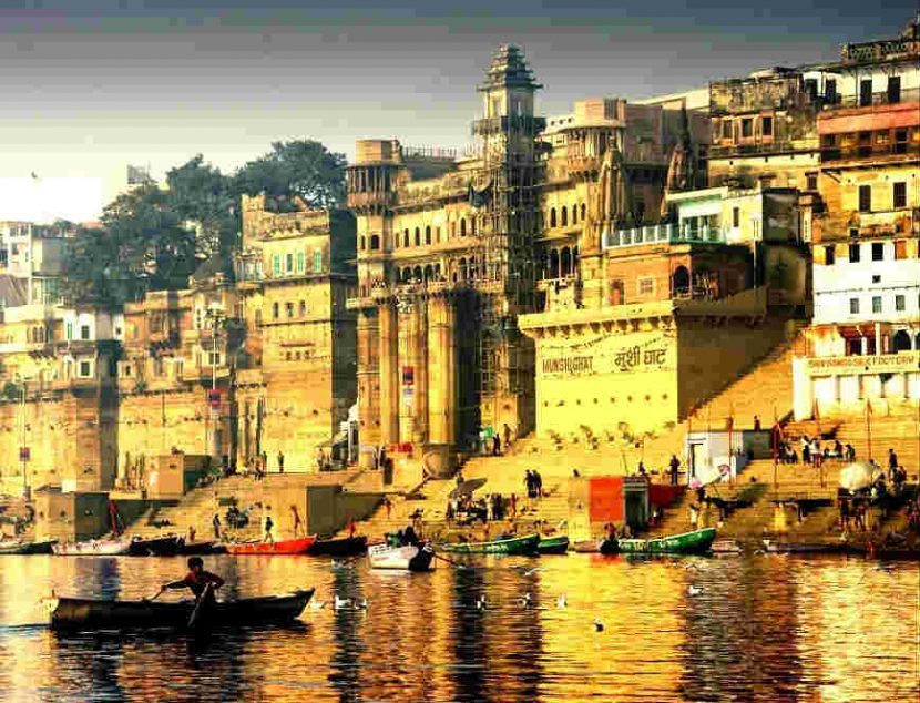 Atracciones turisticas en la India