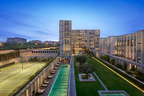 Hoteles de lujo en Nueva Delhi