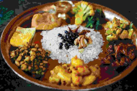La mejor comida de la calle de Delhi
