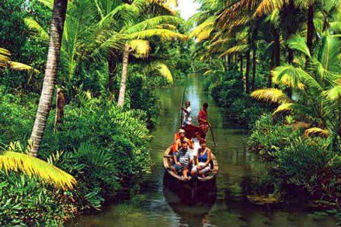 Los mejores resorts de playa en Kerala