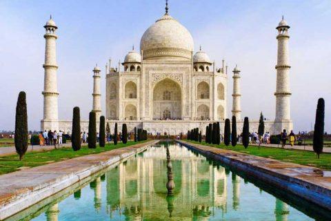 Monumentos historicos en la India