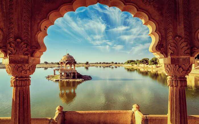 Lagos en Rajasthan