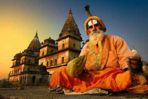 Lugares sagrados de la India