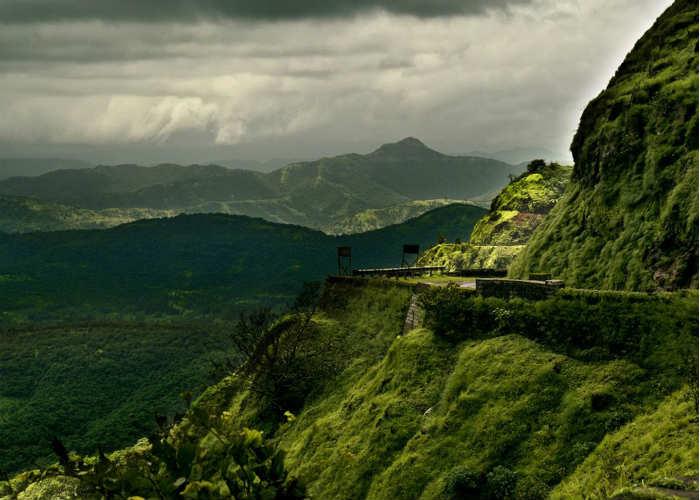 Debe visitar los valles en India