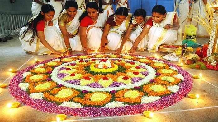 Festivales de monzón de la India
