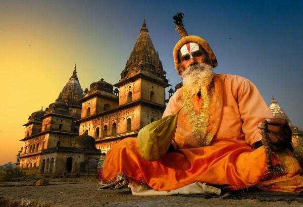 Lugares hermosos en la India