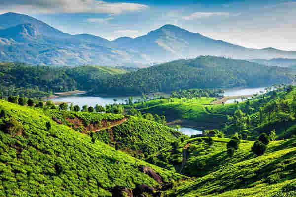 Lugares para visitar en julio en la India