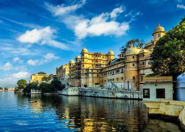 Destinos romanticos en India