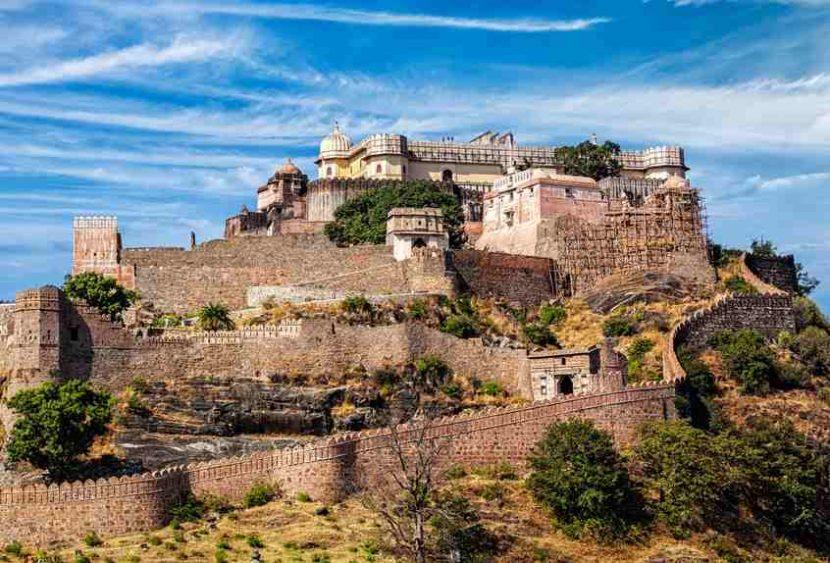 Lugares que visitar en Kumbhalgarh