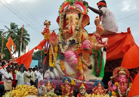 Templos preciosos en la India