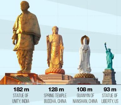 comparacion estatuas del mudo