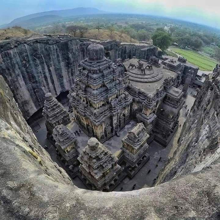 Cuevas de Ajanta y Ellora 1