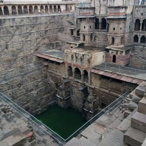 steep well in india
