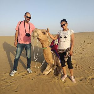 desert in india