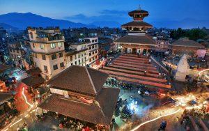 viaje a india y nepal kathmandu